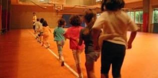 Infortunio durante educazione fisica